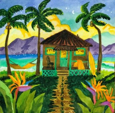 Tropical Twilight Giclee
