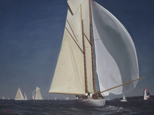 Under Full Sail - The Thendara