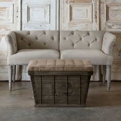 Upholstered Cottage Seating