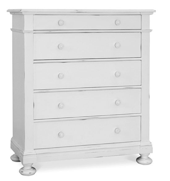 Wellesley Highboy Dresser