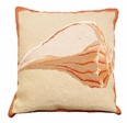 Whelk Shell Pillow