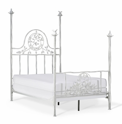 Wrought Iron Beds<font color=a8bb53> NEW</font>