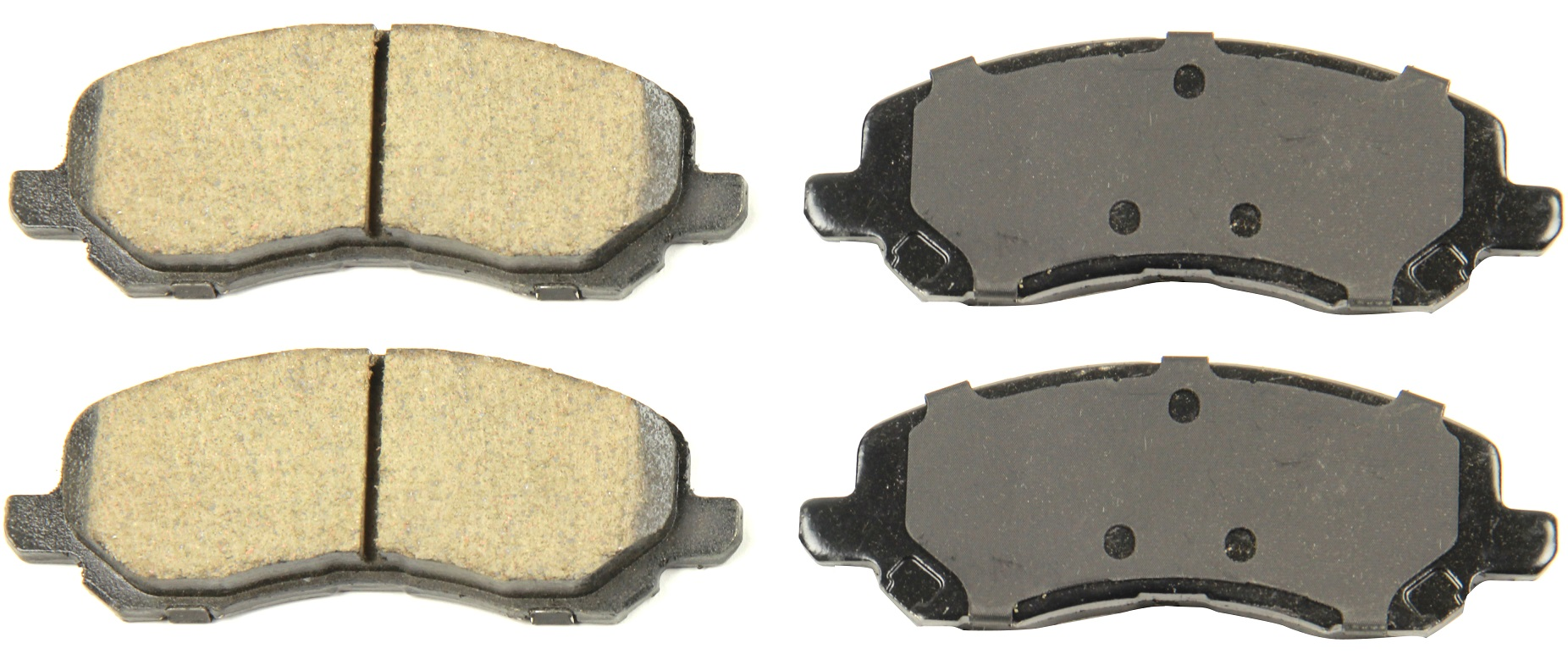 07-14 MK Compass & Patriot Front Brake Pads