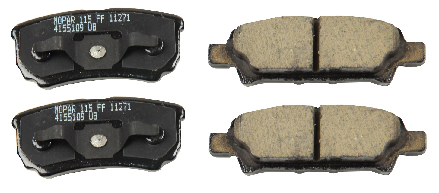 07-14 MK Compass & Patriot Rear Brake Pads