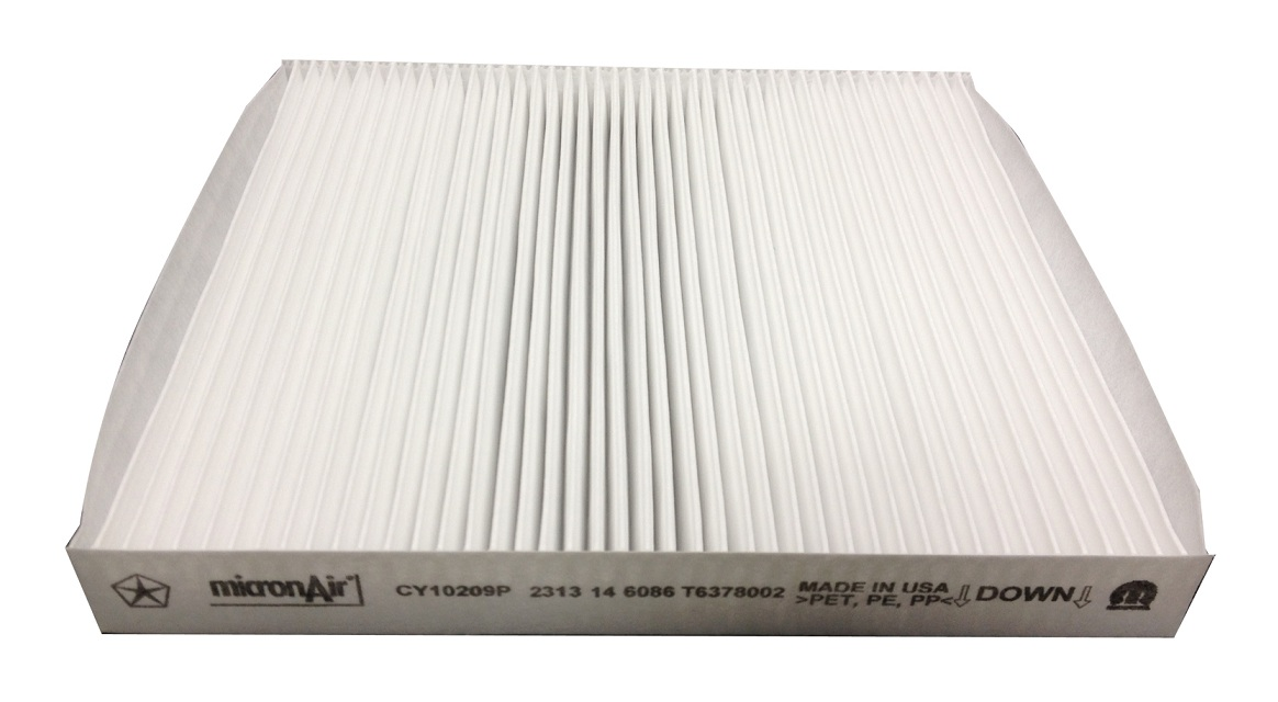 11-17 WK Grand Cherokee Cabin Air Filter