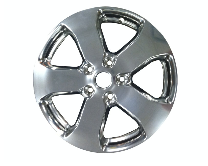 "18"" Factory Grand Cherokee Wheel"