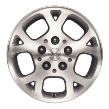 1999-2002 Grand Cherokee Timberline Wheel
