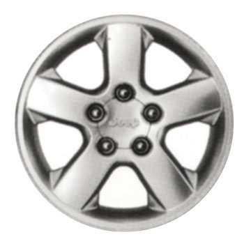 2003 Grand Cherokee Rogue Cast Aluminum <Br>Wheel