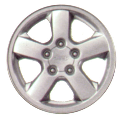 2004 Grand Cherokee Columbia/Rocky Rogue Cast Aluminum Wheel