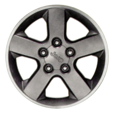 2004 Grand Cherokee Freedom Rogue Cast Aluminum Wheel