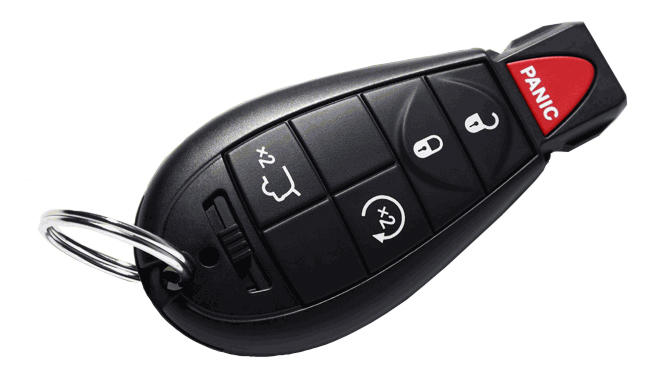 2008-2010 Fobik Key w/ Remote Start