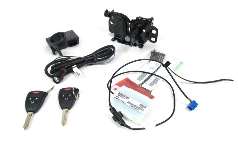 2010-2016 Compass & Patriot Factory Remote Start