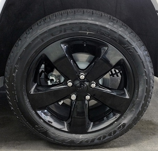 2014-2016 Grand Cherokee Altitude Wheel
