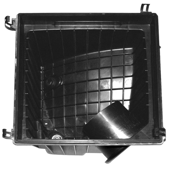 4.7L HO Lower Air Filter Housing