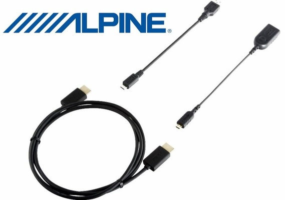 Alpine HDMI Cable for Android Phones