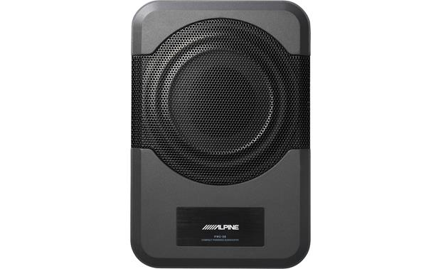 """Alpine PWE-S8 Compact Powered 8"""" Subwoofer System"""