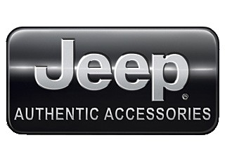 Authentic Jeep Accessories Badge