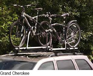 Bicycle Roof Mount Carrier