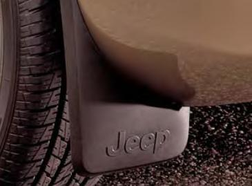 Compass Deluxe Molded Splash Guards