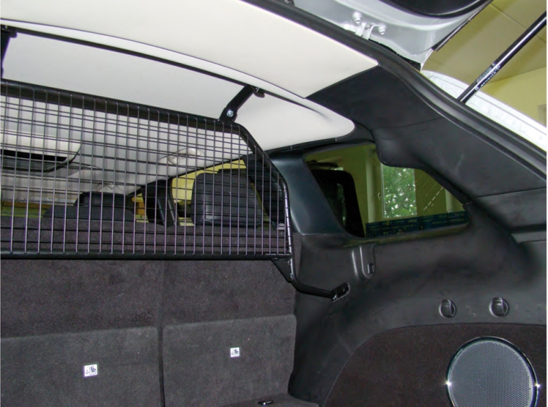 Dog Guard Compartment Partition