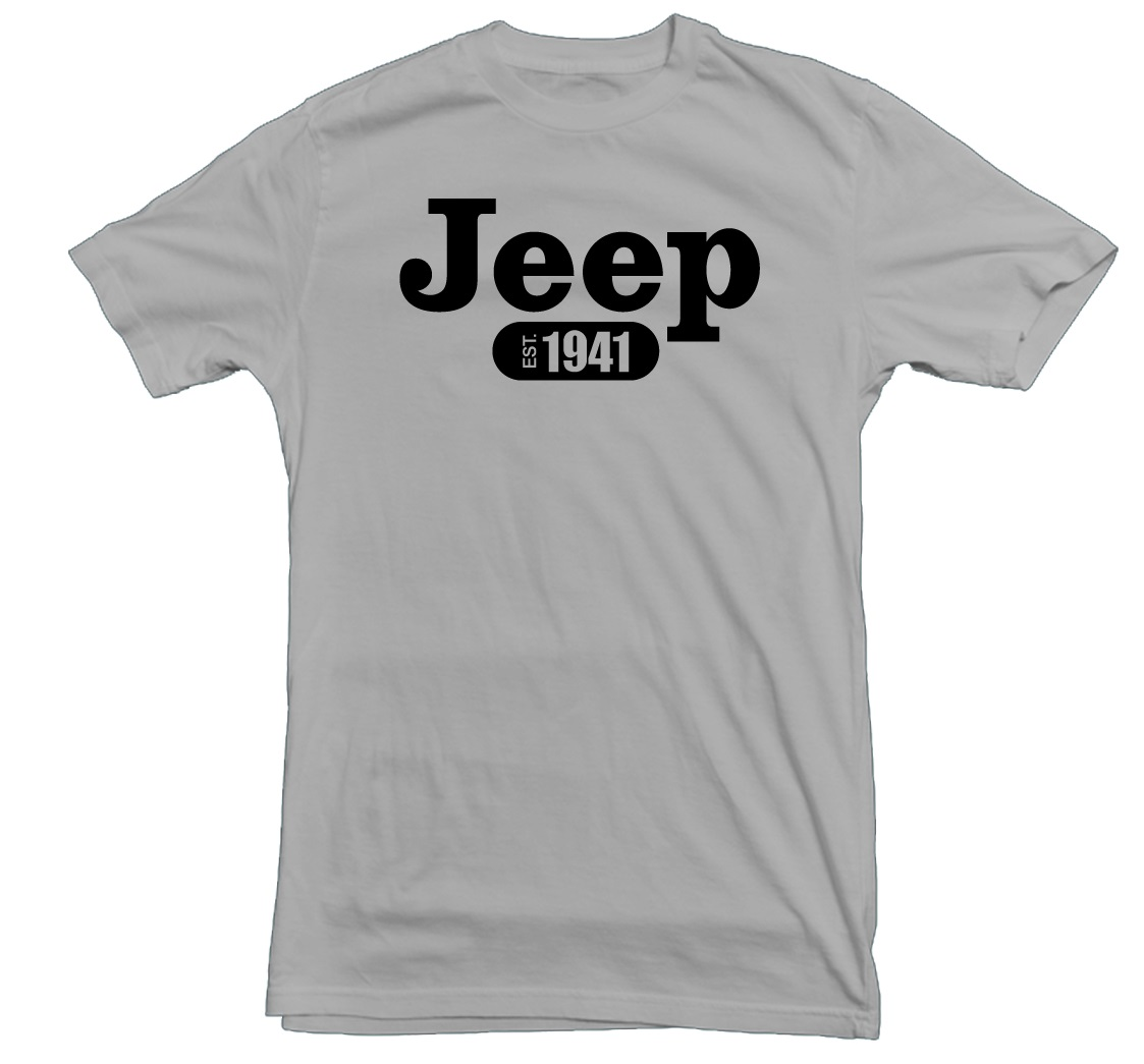 Jeep 1941 Gravel T-Shirt