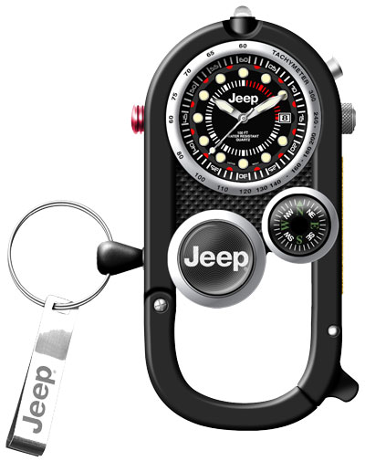 Jeep Angler III Clip Watch