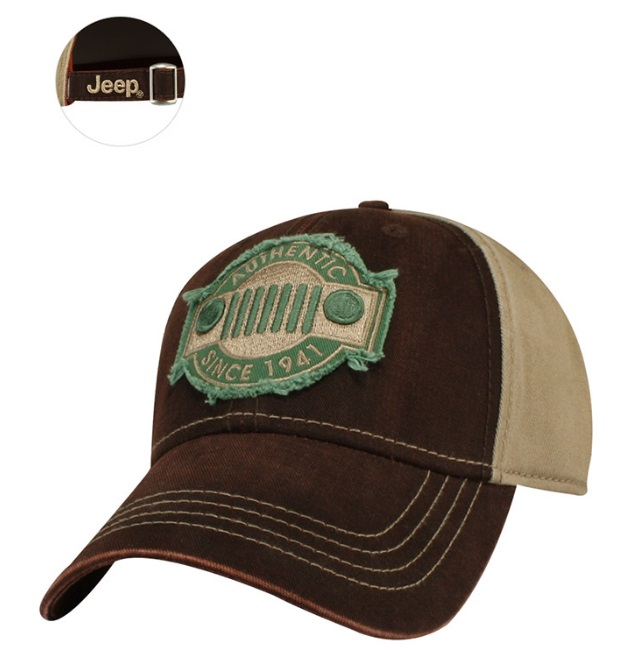 Jeep Authentic Two Tone Cap