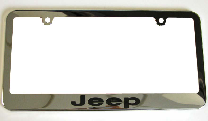 Jeep Signs And Plate Frames For Sale Justforjeep Com