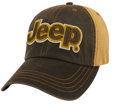 Jeep Felt Applique Cap