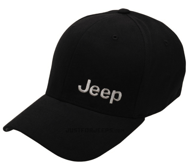 Jeep Flexfit Brushed Cotton Cap