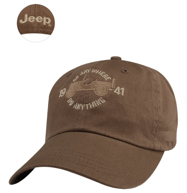 "Jeep ""Go Anywhere Do Anything"" Cap"