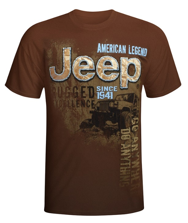 Jeep Go Anywhere T-Shirt