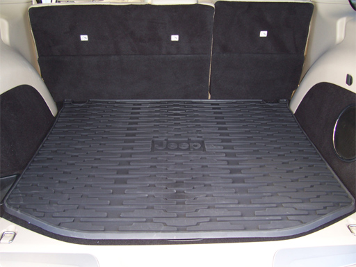 Jeep Grand Cherokee Cargo Liner Mopar Part 82212085