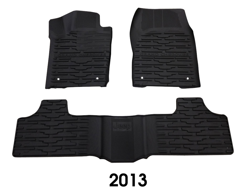 Floor mats jeep compass - Wk2 Grand Cherokee Slush Floor Mats