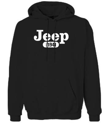 Jeep Hoodies & Sweatshirts