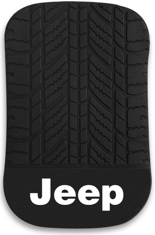 Jeep Jelly Sticky Pad