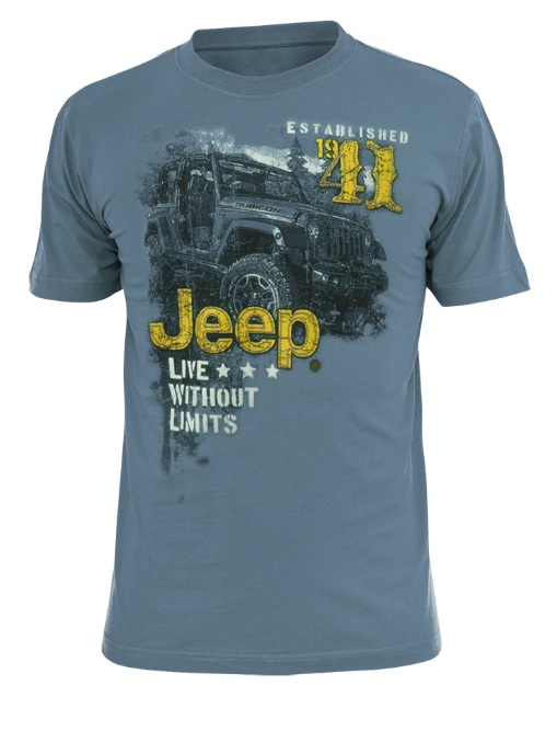 Jeep Live Without Limits T-Shirt