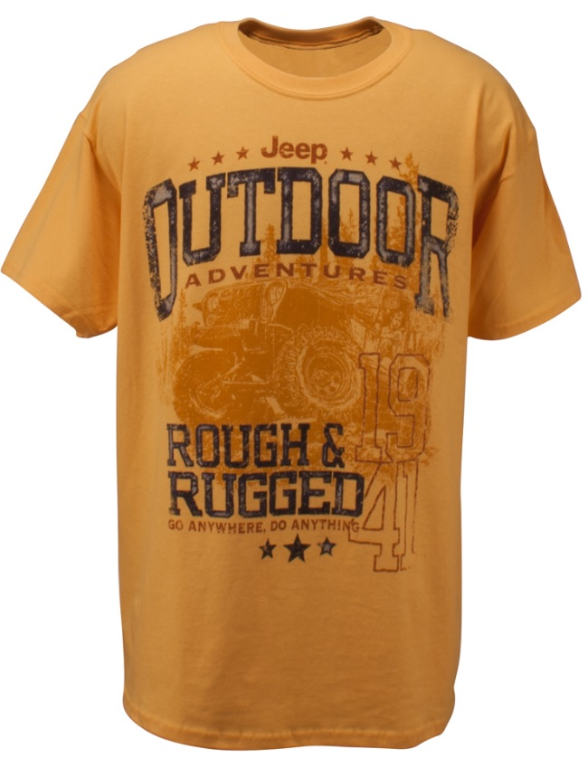 Jeep Outdoor Adventure T-Shirt