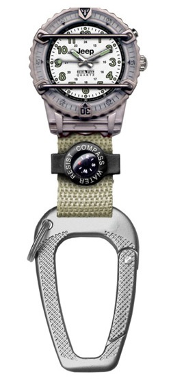 Jeep Phase III Watch Clip