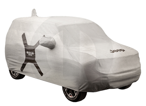 Jeep Renegade Vehicle Cover