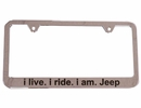 Jeep Signs & Plates