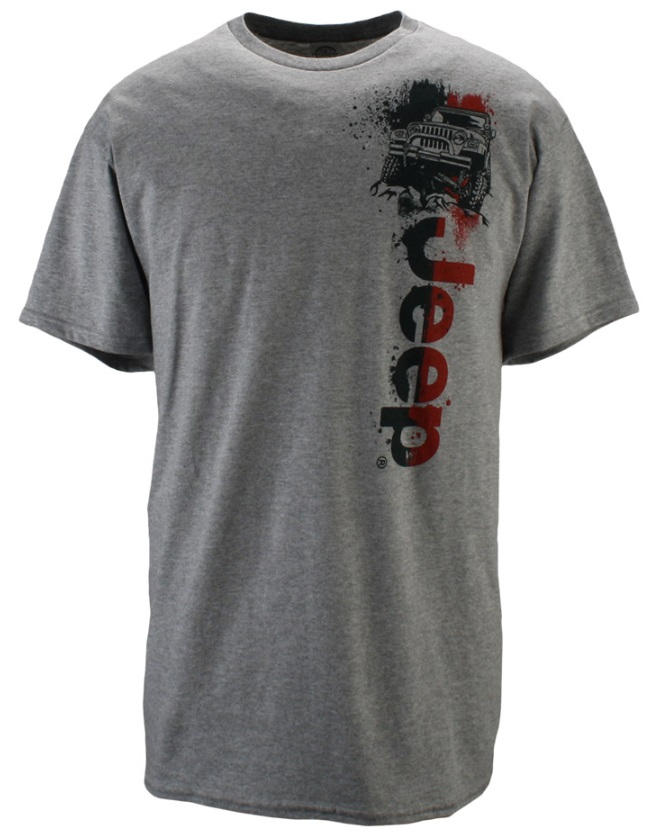Jeep Two Color Logo T-Shirt