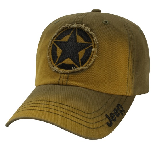 Jeep Two-tone Star Cap