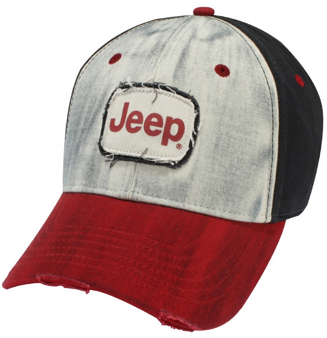 Jeep Vintage Washed Cap