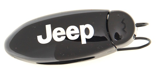 Jeep Visor Sunglasses Clip