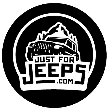 JustForJeeps.com Tire Cover