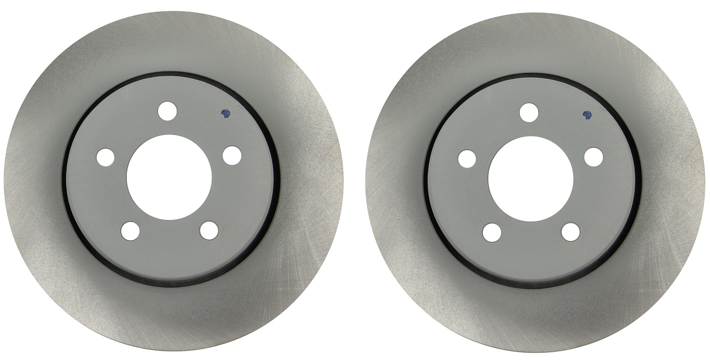 KK Liberty Front Rotors