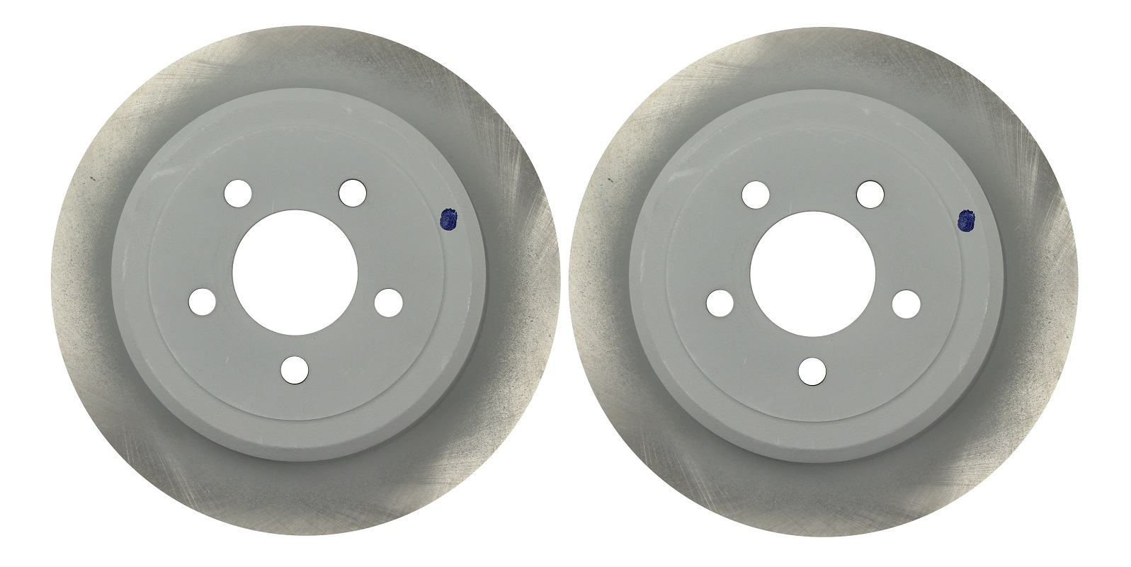 KK Liberty Rear Brake Rotors