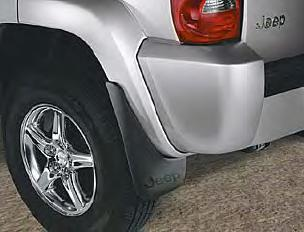 Liberty Deluxe Molded Splash Guards