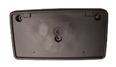 Liberty Front License Plate Bracket
